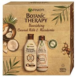 Kosmetická sada pro suché a nepoddajné vlasy Botanic Therapy