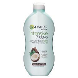 Zjemňující tělové mléko s kokosovým mlékem Body Intensive 7 Days 400 ml