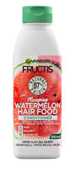 Jemný kondicionér pro objem vlasů Fructis Hair Food (Watermelon Plumping Conditionner) 350 ml