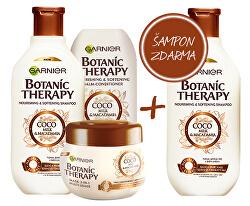 Zvýhodněné balení Botanic Therapy Coco Milk & Macadamia 400 ml