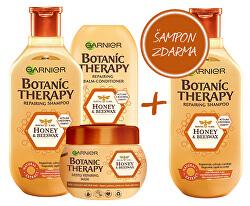 Zvýhodněné balení Botanic Therapy Honey & Propolis 400 ml