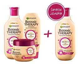 Zvýhodněné balení Botanic Therapy Ricinus Oil & Almond 250 ml