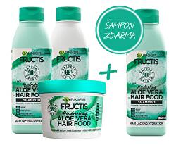 Zvýhodněné balení Fructis Hair Food Aloe