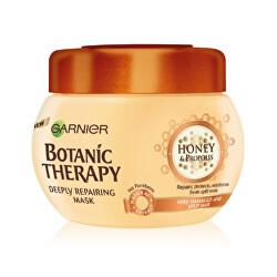 Hloubkově obnovující maska s propolisem na velmi poškozené vlasy Botanic Therapy (Deeply Repairing Mask) 300 ml