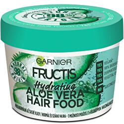 Hydratační maska pro normální až suché vlasy Fructis (Aloe Vera Hair Food) 390 ml