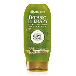 Intenzivně vyživující balzám s olivovým olejem na suché a poškozené vlasy Botanic Therapy (Intensely Nourishing Balm-Conditioner) 200 ml