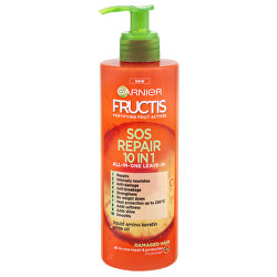 Krém na vlasy bez oplachování SOS Repair (All-In-One Leave-In) 400 ml