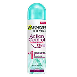 Minerální deodorant ve spreji Mineral Action Control Thermic 150 ml