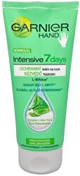 Ochranný krém na ruce s aloe vera (Intensive 7days) 100 ml
