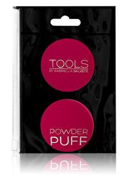 Tools Powder Puff 2 db kozmetikai habszivacs