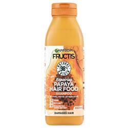 Șampon pentru păr Restorative FructisHair Food ({{RepairingPapaya Shampoo 350 ml