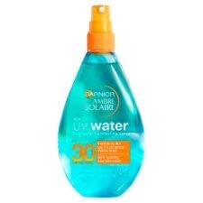 Sluneční ochrana čirá voda SPF 30 (UV Water Clear Sun Cream Spray SPF 30) 150 ml - SLEVA - chybí cca 8 ml