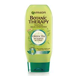Tonizující balzám se zeleným čajem na rychle se mastící vlasy Botanic Therapy (Tonifying Balm-Conditioner) 200 ml