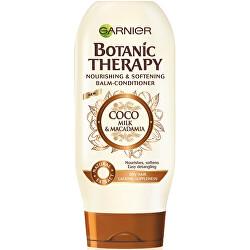 Vyživující a zvláčňující kondicionér pro suché a hrubé vlasy Botanic Therapy (Coco Milk & Macadamia Conditioner) 200 ml