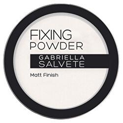 Zmatňující fixační pudr Fixing Powder Matt Finish 9 g
