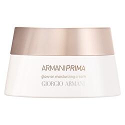 Hydratačný a rozjasňujúci pleťový krém Armani Prima (Glow-On Moisturizing Cream) 50 g