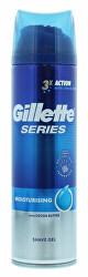 Hydratační gel na holení Gillette Series (Moisturizing) 200 ml
