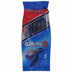 Jednorázové holicí strojky Gillette 2 5 ks