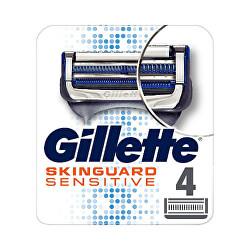 Náhradní hlavice Skinguard Sensitive 4 ks