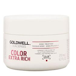 Maska pro barvené vlasy Dualsenses Color Extra Rich (60 SEC Treatment)