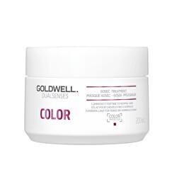 Regenerační maska pro normální až jemné barvené vlasy Color (60 Sec Treatment) 200 ml