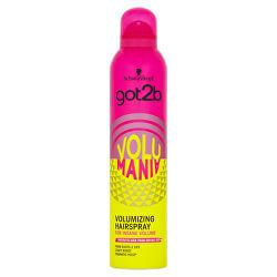 Lak na vlasy pro objem Volumania (Bodifying Hairspray) 300 ml