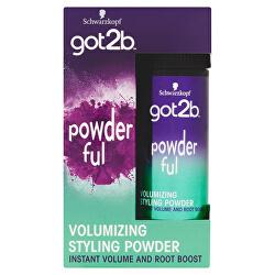 Pudr na vlasy pro dokonalý objem Powder`ful (Volumizing Styling Powder) 10 g