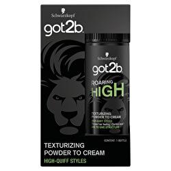 Pudră pentru senzația de volum Roaring High (Texturizing Powder To Cream) 15 g