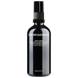 Detoxikační tonikum Hydrolyzed Algin, Peptide - 33, Rhodiola Rosea Extract (Detox Toner) 100 ml