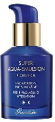Hydratačná pleťová emulzia Super Aqua -Emulsion Richa (Pre & Pro-Aging Hydration ) 50 ml