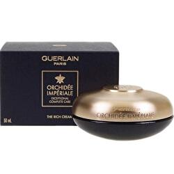 Zpevňující pleťový krém Orchidée Impériale (The Rich Cream) 50 ml