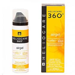 Aerogel na opalování SPF50+ 360° (Airgel) 60 ml