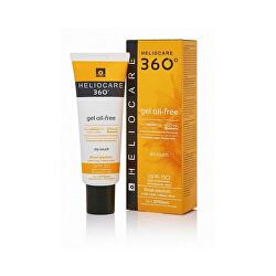Gel na opalování bez oleje SPF 50 360° (Gel Oil-Free) 50 ml