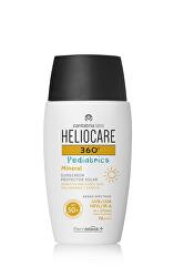 Dětský opalovací krém pro citlivou a atopickou pokožku SPF 50+ 360° (Mineral Sun Cream) 200 ml