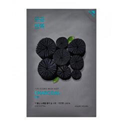 Čisticí plátýnková maska Charcoal (Pure Essence Mask Sheet) 23 ml