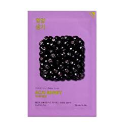 Exfoliační plátýnková maska Acai Berry (Pure Essence Mask Sheet) 20 ml