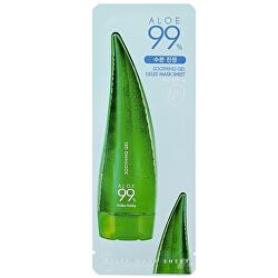 Gelová pleťová maska Aloe 99% (Soothing Gel Jelly Mask Sheet) 16 ml
