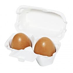 Săpun de curățare pentru tenul gras și mixt Holika Holika (Red Clay Egg Soap 2 x 50 g