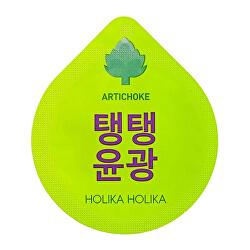 Nočná protivrásková pleťová maska Artichoke Superfood Capsule Pack (Antiwrinkle Mask) 10 ml