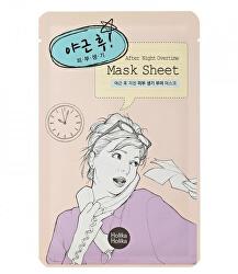 Rozjasňujúci plátýnková maska After Night Overtime (After Mask Sheet) 16 ml