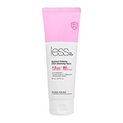 Zklidňující čisticí pěna Less On Skin (Redness Calming Cica Cleansing Foam) 150 ml