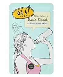 Upokojujúci plátýnková maska After Working out (After Mask Sheet) 16 ml
