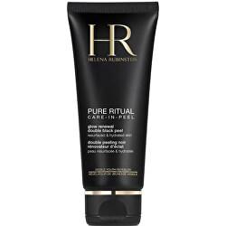 Hydratační čisticí peeling Pure Ritual (Care-In-Peel Double Black Peel) 100 ml