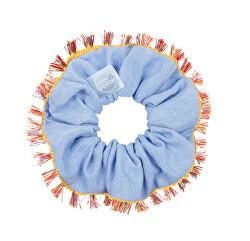 Gumička do vlasů Sprunchie Flores & Bloom Hola Lola