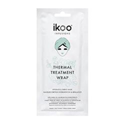Maska pro hydrataci a lesk suchých a kudrnatých vlasů Hydrate & Shine (Thermal Treatment Wrap) 35 g