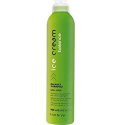 Šampon na mastné vlasy Ice Cream Balance (Balance Shampoo) 300 ml