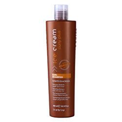 Šampon pro kudrnaté vlasy nebo vlasy po trvalé Ice Cream Curly Plus (Curl Shampoo) 300 ml
