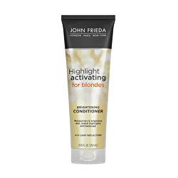 Rozjasňující kondicionér pro blond vlasy (Highlight Activating Moisturizing Conditioner) 250 ml