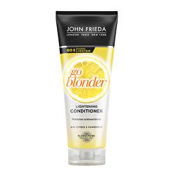 Zesvětlující kondicionér pro blond vlasy Sheer Blonde Go Blonder (Lightening Conditioner) 250 ml