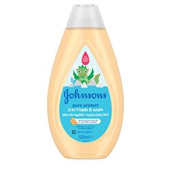 Koupelový a mycí gel 2v1 Pure Protect (2-in-1 Bath & Wash) 500 ml